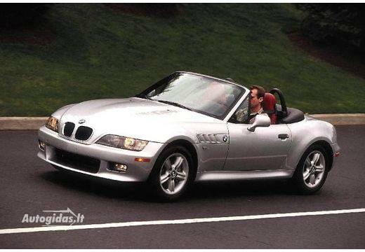 BMW Z3 2001-2003