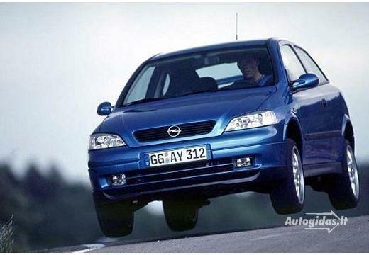 Opel Astra 1999-2003