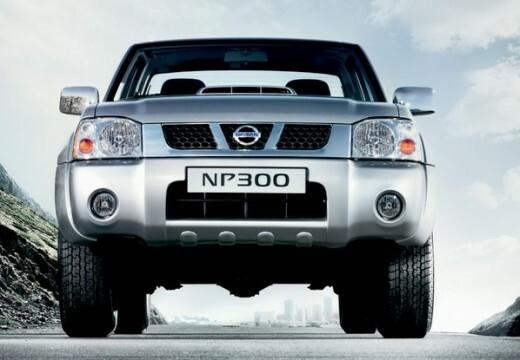 Nissan PickUp 2010-2012