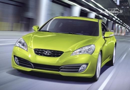 Hyundai Genesis 2011-2012