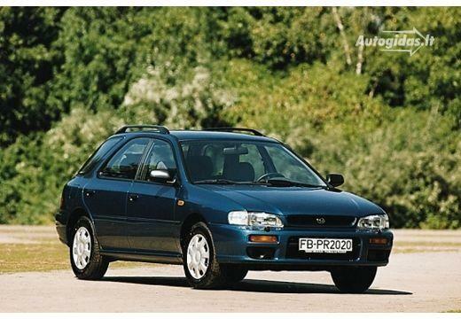 Subaru Impreza 1996-1996