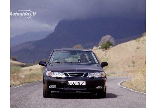 Saab 9-5 2000-2001