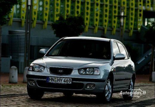 Hyundai Elantra 2000-2003
