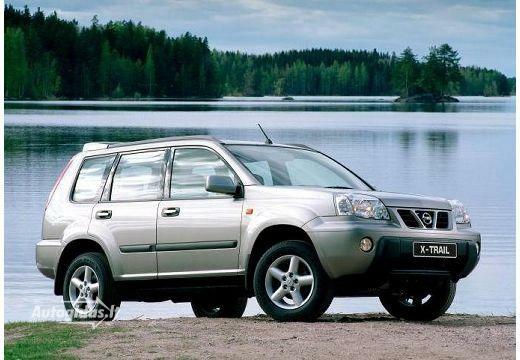Nissan X-Trail 2002-2003