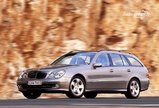 Mercedes-Benz E 200 2003-2006
