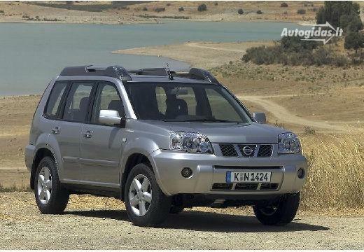 Nissan X-Trail 2003-2005