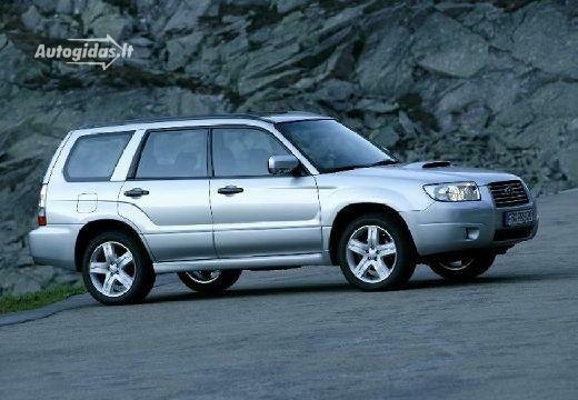 Subaru Forester 2005-2006