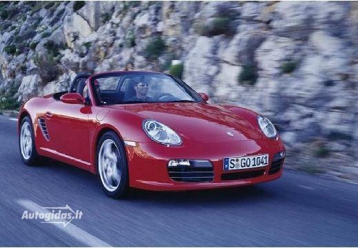 Porsche Boxster 2006-2008