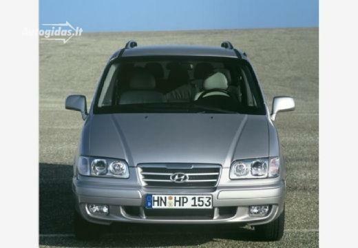 Hyundai Trajet 2000-2004
