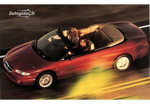 Chrysler Stratus 1996-2000