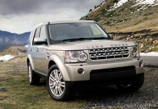 Land Rover Discovery 2009-2011
