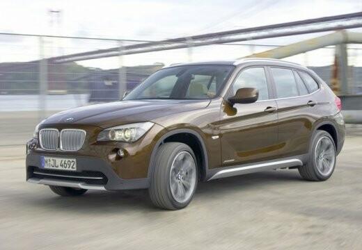 BMW X1 2010-2011