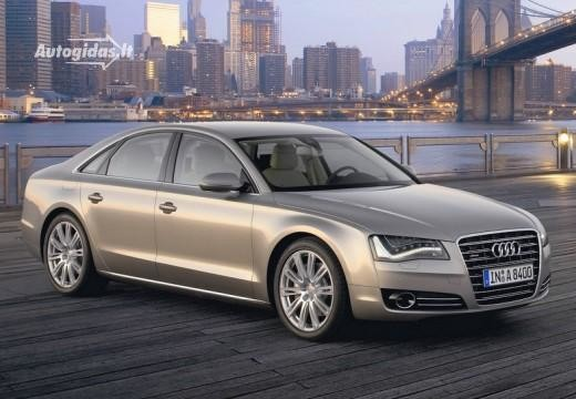 Audi A8 2010-2014