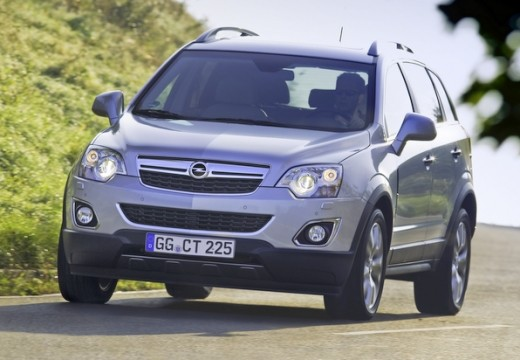 Opel Antara 2011-2017