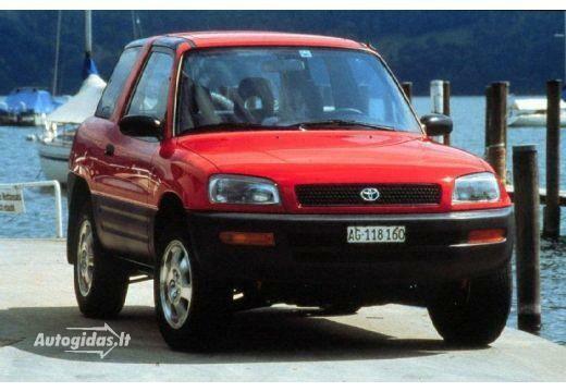 Toyota RAV4 1996-1997