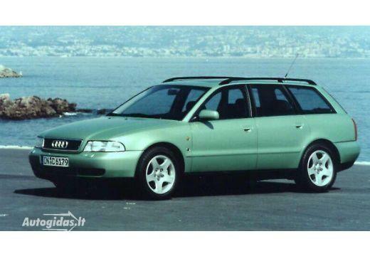 Audi A4 1997-2001