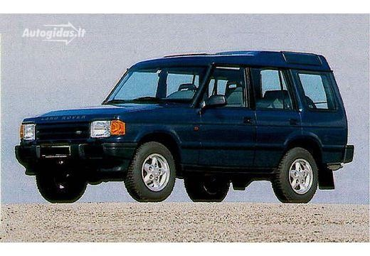 Land Rover Discovery 1999-2002
