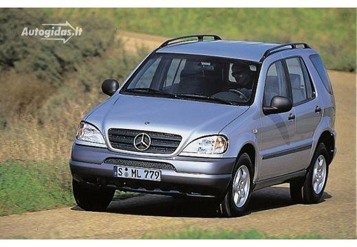 Mercedes-Benz ML 270 1999-2001