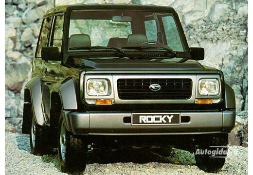 Daihatsu Rocky 1996-1999