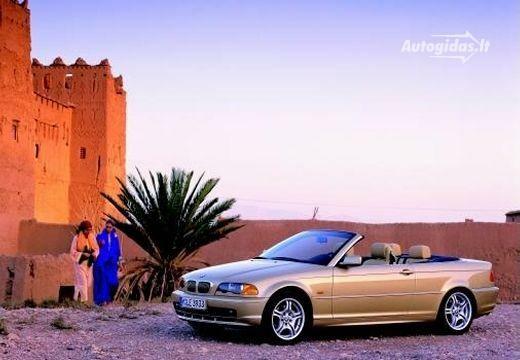 BMW 320 2001-2003