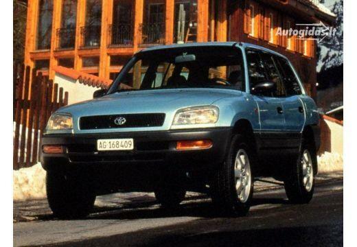 Toyota RAV4 1995-1996
