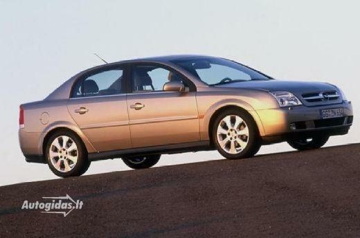 Opel Vectra 2002-2004