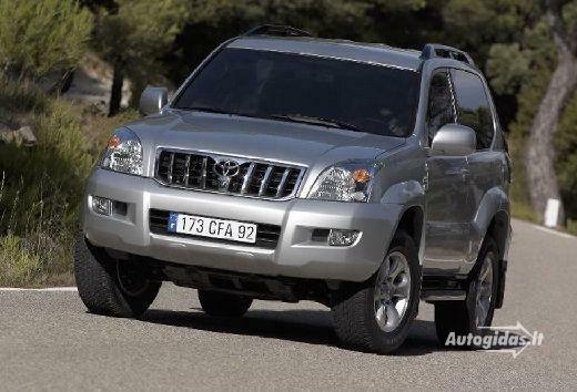 Toyota Land Cruiser 2003-2004