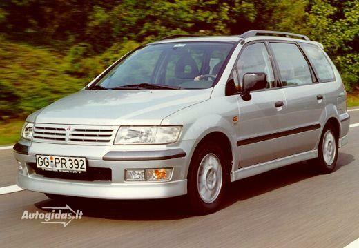 Mitsubishi Space Wagon 2000-2001