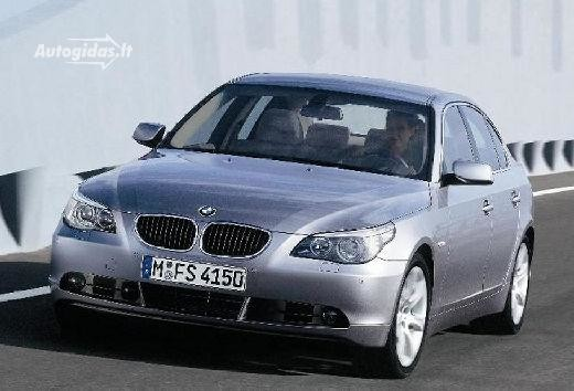 BMW 525 2003-2005
