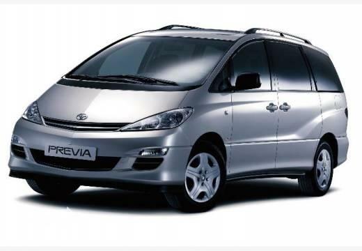 Toyota Previa 2003-2006