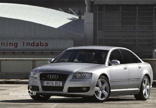 Audi A8 2005-2007