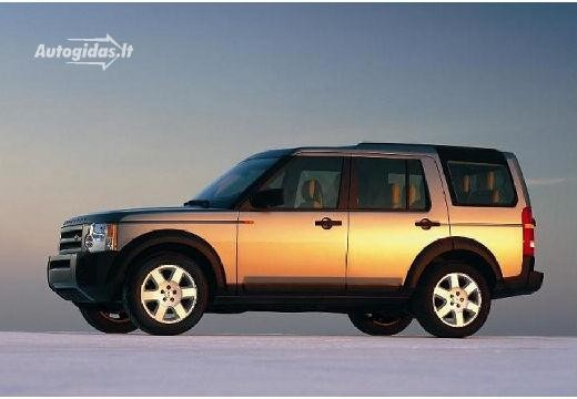 Land-Rover Discovery 2005-2006