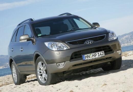 Hyundai ix55 2009