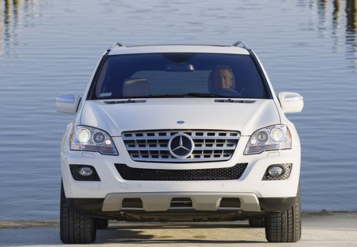 Mercedes-Benz ML 350 2011-2011