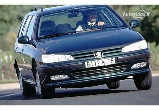 Peugeot 406 1997-1997