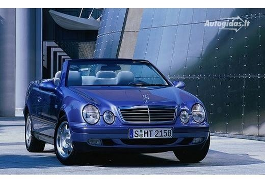 Mercedes-Benz CLK 200 1999-2003