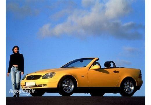 Mercedes-Benz SLK 200 1999-2004