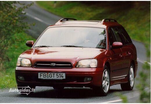 Subaru Legacy 1999-2002