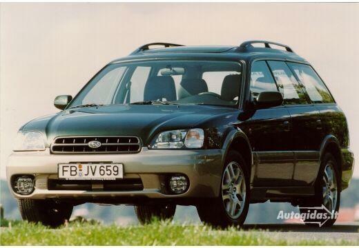 Subaru Legacy 2000-2002