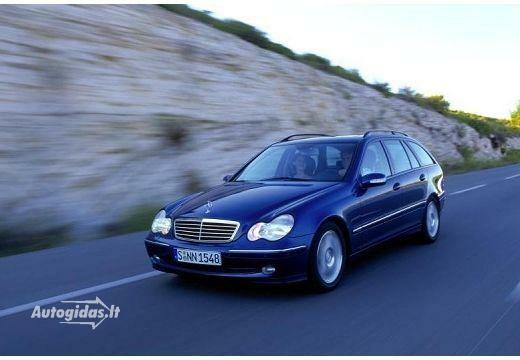 Mercedes-Benz C 200 2001-2002