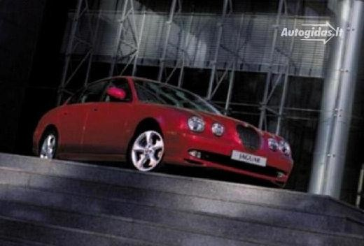Jaguar S-Type 2002-2004