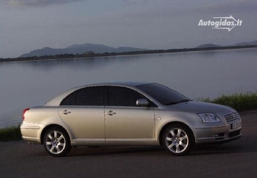 Toyota Avensis 2004-2006