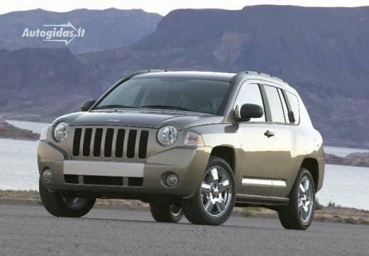 Jeep Compass 2007-2009
