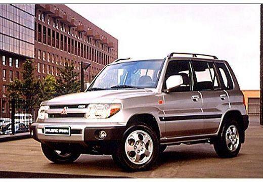 Mitsubishi Pajero 1999-2004