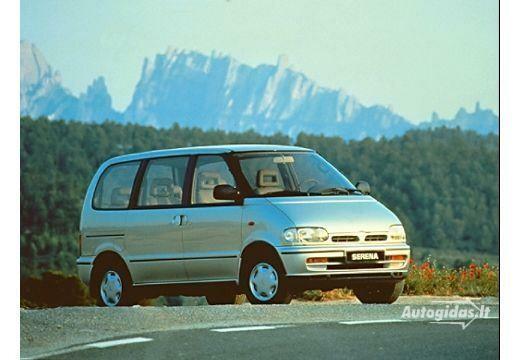 Nissan Serena 1995-2000