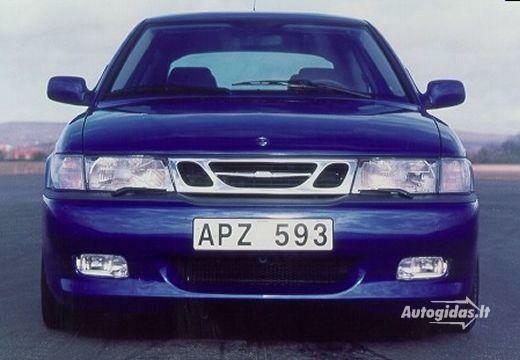 Saab 9-3 1999-2000