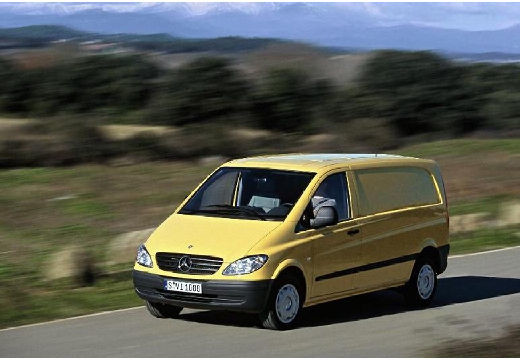 Mercedes-Benz Vito 2003-2004