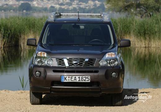 Nissan X-Trail 2007-2009