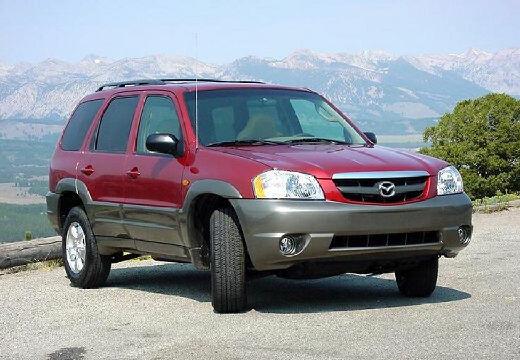 Mazda Tribute 2000-2004