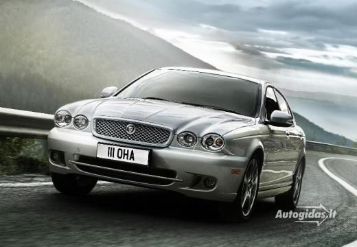 Jaguar X-Type 2008-2008